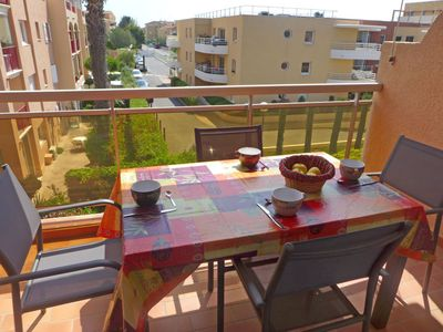 Photo for Apartment Le Baccarat in Fréjus - 4 persons, 1 bedrooms