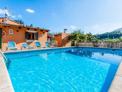 Photo for Villa El Pont: Large Private Pool, A/C, WiFi