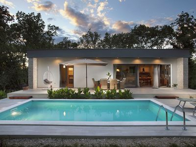 Photo for Modern Villa in Juricani with Swimming Pool