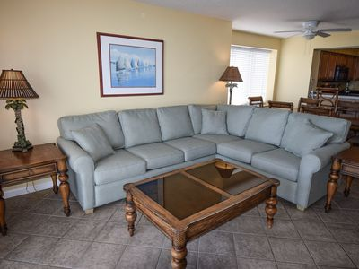 Photo for Crescent Shores Oceanfront Unit 205! Stunning Condo. Newly Renovated! Book your get away today!