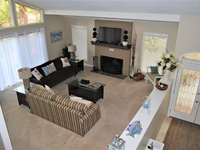 Photo for Beautiful Lagoon Home Near Beach - 7/27 to 8/9 Special!!