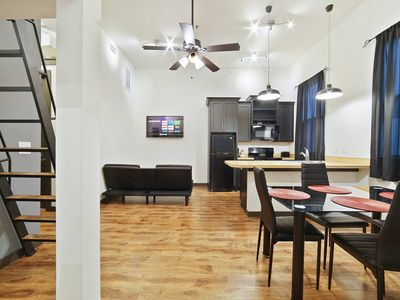 Photo for Loft Style Living in Downtown Tampa Unit #101