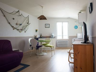 Photo for 1BR Apartment Vacation Rental in Loctudy, Bretagne