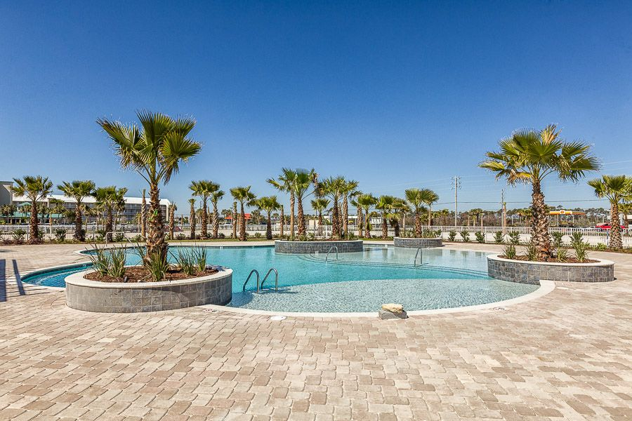 Perfect Pace Of Play: 4 BR / 4 BA house in Orange Beach, Sleeps 10