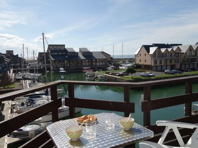 Photo for 2 bedroom Apartment, sleeps 4 in Deauville with WiFi