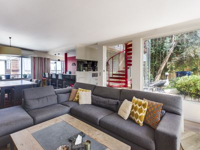Photo for Stunning 3 Bed Apt w/Terrace Batignolles - Monceau