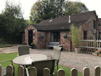Photo for 2 Bedroom Cottage & 1 Bedroom Lodge in Forest of Dean, Gloucestershire
