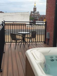 Photo for Drake House- City View Suite (Private hot tub)