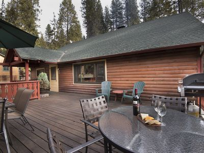 Photo for Wapiti (37), A large, well-equipped  mountain home inside Yosemite National Park