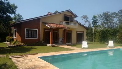 Photo for House in Ubatuba in Itamambuca Condominium with Capacity for up to 15 People