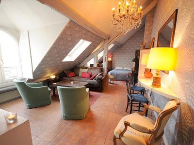 Photo for Charming Studio on Rue Saint Honore Near Louvre