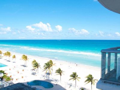 Photo for 1 BEDROOM OCEANVIEW SUITE ON THE BEACH+ COMPETITIVE RATES & COMPLETE AMENITIES