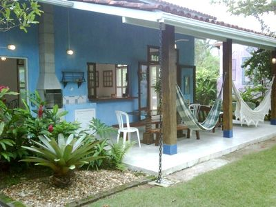 Photo for Comfort in Delicious House in Barra do Una Village All For Meeting