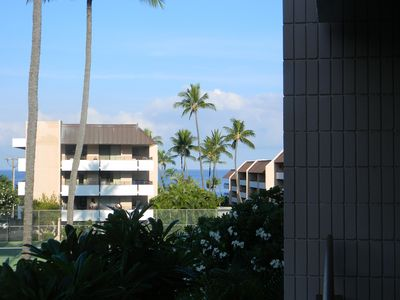 Photo for Beautiful Ocean View Condo on the Big Island Hawaii