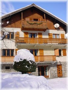 Photo for Spacious apartment in Central Chamonix - fantastic views