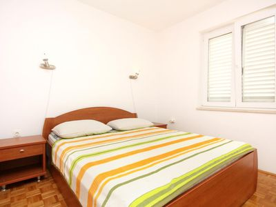 Photo for One bedroom apartment with terrace Zadar - Diklo, Zadar (A-5794-b)