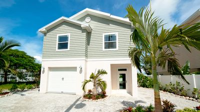 Photo for Newly Built! Spectacular Location Desirable North End w/Water Views Heated Pool!