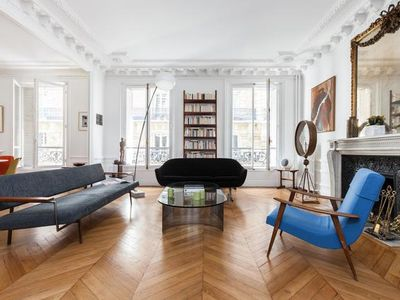 Photo for Apartment in a beautiful old building