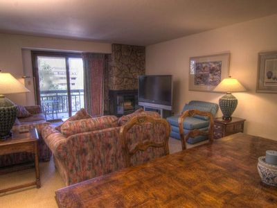 Photo for Fully Equipped Condo 2 minute walk to the Riverfront Gondola | A506