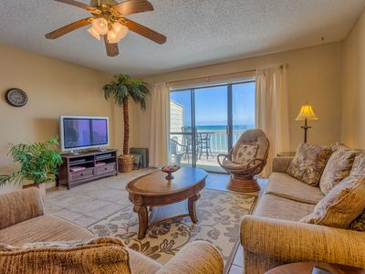 Photo for Ft Morgan Town Homes S7 Fort Morgan Gulf Front Vacation Condo Rental - Meyer Vacation Rentals