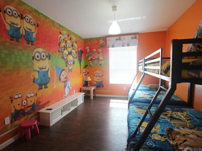 Photo for Dream Disney Family Vacation, Best Resort, 2 Miles To Disney, Space For 10