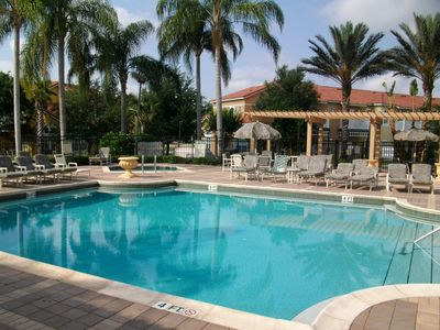 Photo for 4 Bedroom, Family Friendly Home, Short Walk to the Resort Pool!