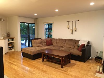 Photo for Large, Great Central LA Location, 2 bed 2 bath