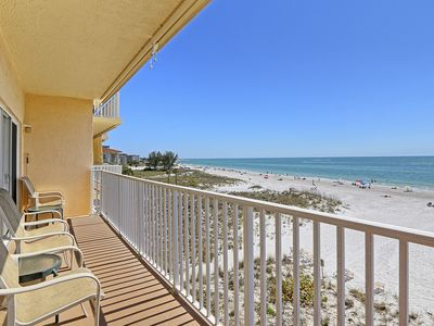Photo for Luxury Waterfront Condo-White Sand Beach-Awesome Sunsets
