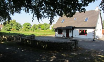 Photo for KINVARA GALWAY:  Holiday Cottage right in the village of Kinvara. Walk to all!
