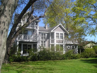 Photo for Victorian House 50 yards from Long Island Sound