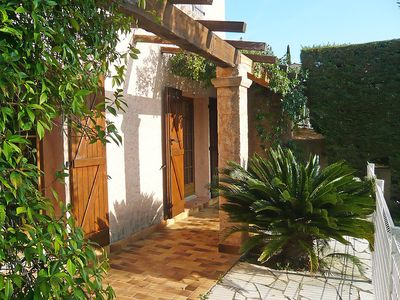 Photo for House 651 m from the center of Cavalaire-sur-Mer with Parking, Internet, Washing machine, Pool (114935)