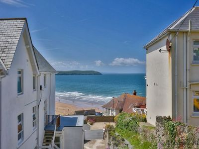 Photo for WOOLACOMBE SEA VIEW | 2 BEDROOMS | Woolacombe | Sleeps 4