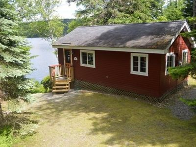 Photo for Cute, cozy cottage with great views of Rangeley Lake