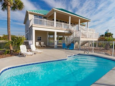 Photo for 4BR House Vacation Rental in Saint George Island, Florida