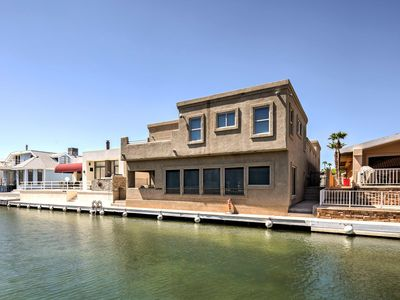 Photo for NEW! Canalfront 'In The Keys' Home w/Patio & Dock!