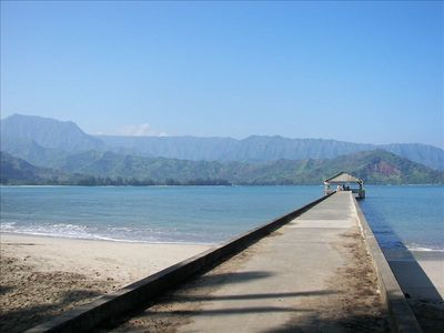 There's no place in the world like beautiful Hanalei!