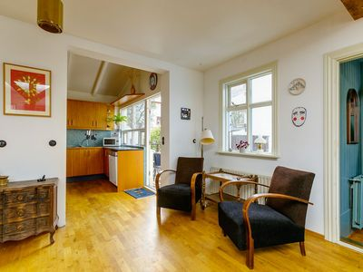 Photo for Family home with free parking in downtown Reykjavík