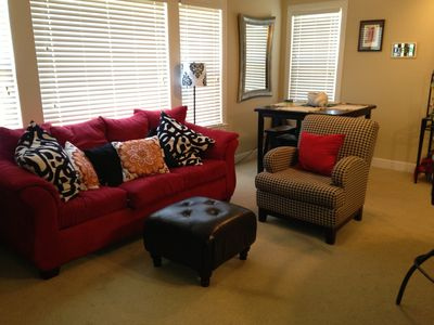 Photo for 3BR Condo Vacation Rental in Oxford, Mississippi