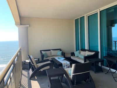 Photo for Last minute deals for July!! Huge balcony!!!