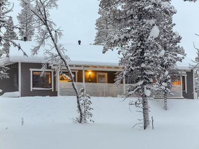 Photo for Vacation home Hilla a in Inari - 6 persons, 1 bedrooms