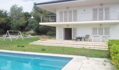 "Photo for VILLA ""ELISE"" - LARGE 5 BEDROOMS VILLA, PRIVATE POOL (direct owner)"