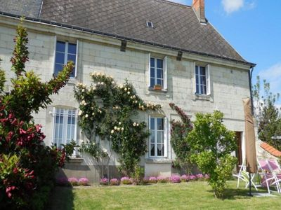 Photo for Gite Berthenay, 2 bedrooms, 4 persons