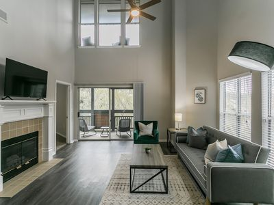 Photo for Massive 3-Bedroom Townhome + Pool + Gym