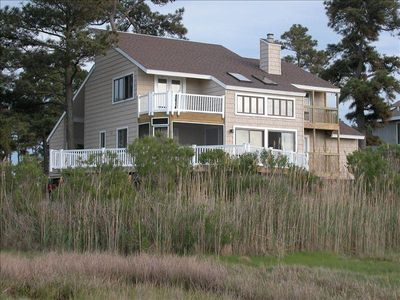 Photo for Sunsets on the Marsh-Spectacular Waterfront Home W/ New Dock!