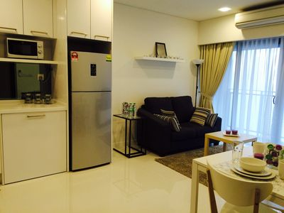 Photo for 1BR Apartment Vacation Rental in Kuala Lumpur, Federal Territory of Kuala Lumpur