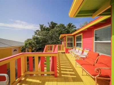 Photo for Gulf Front Beach Cottage with Spring Availability!! Tropical Breeze: 2 BR / 2 BA