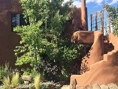 Photo for Charming Adobe Casita On Old Santa Fe Trail