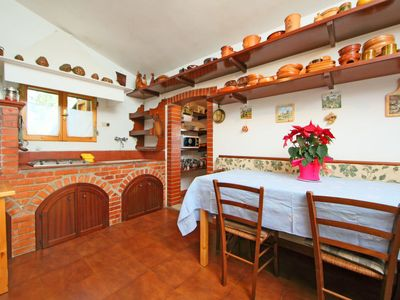 Photo for Vacation home Il Banano in Massarosa - 5 persons, 2 bedrooms