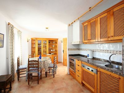 Photo for Apartment in Xàbia with Parking, Washing machine, Pool, Garden (90203)