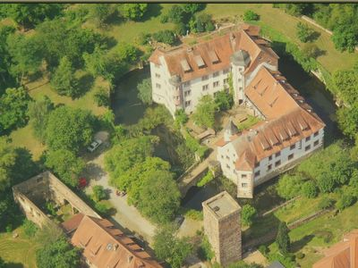 Photo for 5 spacious castle apartments in suitable surroundings